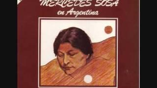 Mercedes Sosa en Argentina -  Al jardin de la República