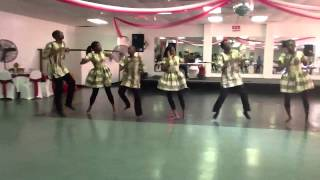 Rhema Dancers: Agidigba by Tim Godfrey