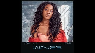 Waves (feat. 6LACK) (Clean Radio Edit) (Audio) - Normani