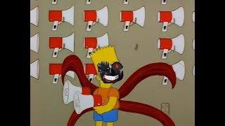 Bart Simpson Tokyo Ghoul Opening「Cö shu Nie – asphyxia」