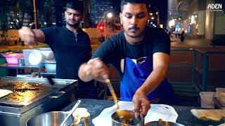 Indian Street Food - SINGAPORE Downtown