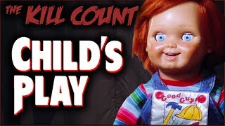 Child's Play (1988) KILL COUNT