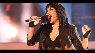 "Jennel Garcia ""I Love Rock N' Roll"" - Live Week 2 - The X Factor USA 2012"