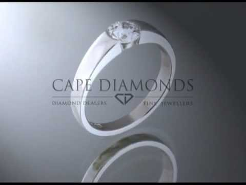 Soul ring,joel graham,ideal cut diamond,plain platinum band,engagement ring