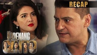 Daniela gets kidnapped by Hector | Kadenang Ginto Recap (With Eng Subs)
