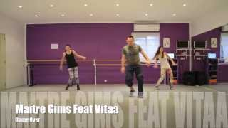 Maitre Gims - Vitaa - Game Over Zumba Fitness By Denis Souvairan from Antibes