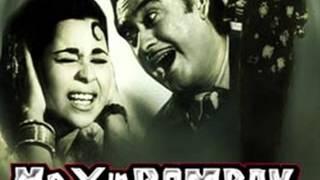 Mere mehboob qayamat hogi Kishore Kumar Mr X in Bombay karaoke anil jain ajmer