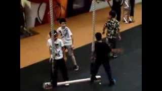 Dança de Rua - Fábrica de Cultura Pq. Belém