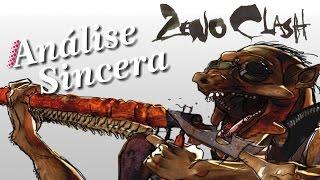 Zeno Clash - Jogo Estranho pra Gente Esquisita