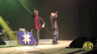 Portavoz con Dj Cidtronick - Nuevo Comienzo - Festival Wallmapu Libre - Temuco - (Wetruwe Mapuche)