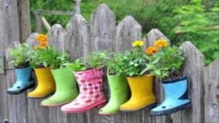 ❤❤ أفكار إبداعية ✔ لتصميم وتزيين حدائق منزلية صغيرة  👌✔️ Creative Ideas