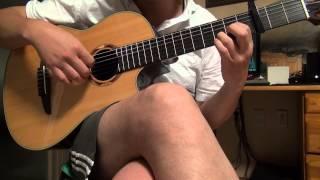 내사랑 내곁에 - 김현식. classical guitar solo.