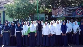 Deklarasi Anti Hoax MTs Singo Wali Songo Becok Kartohajo Magetan