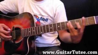 Kings Of leon - Revelry, www.GuitarTutee.com