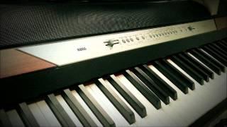 London bridge is falling down (piano improvisaion)