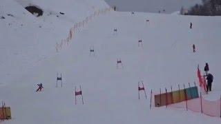 スキー大会☆デビュー