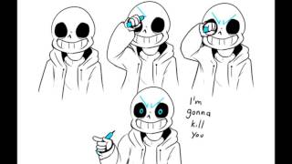 The Song That Might Play When You Fight Sans -Music Box-