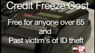 Freezing credit report can stop ID thieves from taking over