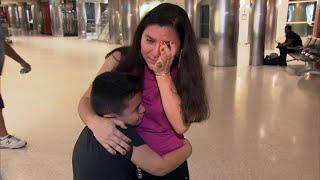 Immigrant families reunite, but many still in limbo despite deadline