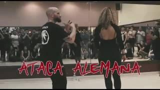 Ataca y Alemana Bailemos