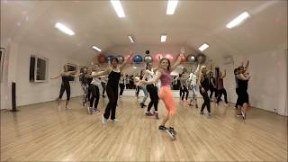 "Inna - ""Ruleta"" (Zumba® Fitness Choreography)"