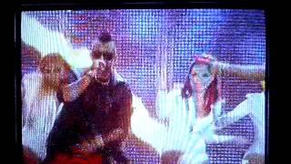 """Wisin Ft Sean Paul """"Baby Danger"""" Premios Billboard 2014"""