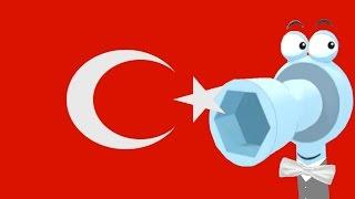 """Turkish Military Song - Kafkasya Marşı """"Kafkasya Dağlarında Çiçekler Açar"""""""