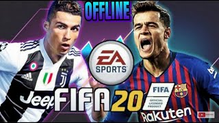 [600MB] FIFA 20 MOD FIFA 14 Android Offline BEST GRAPHICS   Download FIFA 20 For Android
