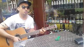 "Singing my favourite Nepali song ""Parelima"" by 1974 AD."