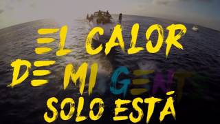 Quiero Playa Lyric Video Letra   Nicolas Espinosa