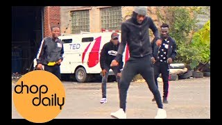 Ko-Jo Cue & Shaker - Mama Yie (Dance Cypher Video) | Chop Daily