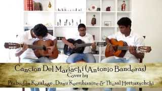 Cancion Del Mariachi - Antonio Banderas (Classical Guitar Cover)