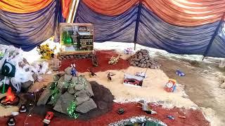 Sohna Aaya Te Saj Gaey Ne Galiyan Bazaar Sohna ...   Part 2