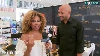 How Sir John Became Beyoncé's Makeup Artist, Plus: His 'Lion King'-Inspired Line