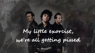Green Day - Bouncing Off The Wall (lyrics)