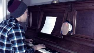 Through the Valley - Shawn James | Piano Cover
