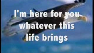 Mark Harris - Find Your Wings (with lyrics)