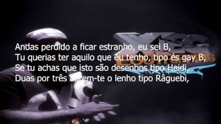Xeg - Fala-me Bem (lyrics)