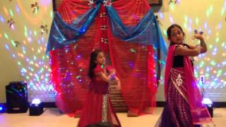 Punjabi Wedding Song (Hasee Toh Phasee) Dance Performance by Riya Komma