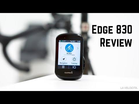 Garmin Edge 830 Review - FANTASTIC (but flawed)