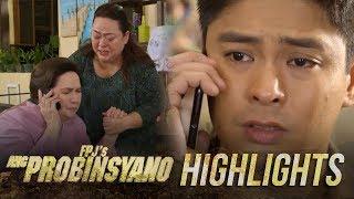 FPJ's Ang Probinsyano: Flora cries as she talks with Delfin and Cardo