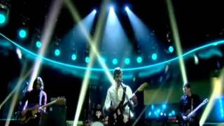 Arctic Monkeys - Black Treacle (Jonathan Ross Show Live 2012)