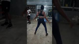 "Mz.Mata dance to shatta wale's ""Amount"""