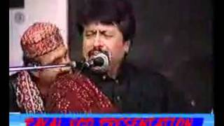 YouTube - attaullah khan idhar zindagi ka janaza utega.flv width=