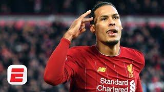 Liverpool 2-1 Brighton analysis: Virgil van Dijk sends Reds 11 points clear | Premier League