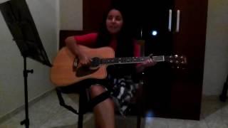 Minha primeira vez...Cantor:Fabiane Anastacio. Musica: adorarei☝❤