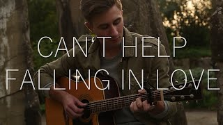 (Elvis Presley) Can't Help Falling In Love - Fingerstyle Guitar Cover (FREE TABS)