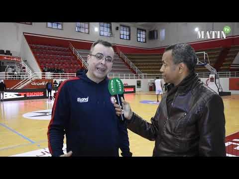 Video : Zeljko Zecevic : «Je veux que nos supporters transforment la salle en enfer pour nos adversaires»