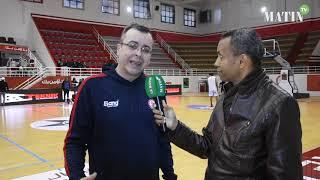 Zeljko Zecevic : «Je veux que nos supporters transforment la salle en enfer pour nos adversaires»