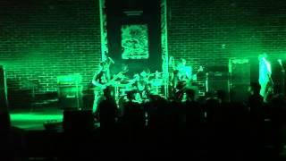 Downfall Extinction - Mad Butcher [Destruction Cover] Live at Slaughter Fest II